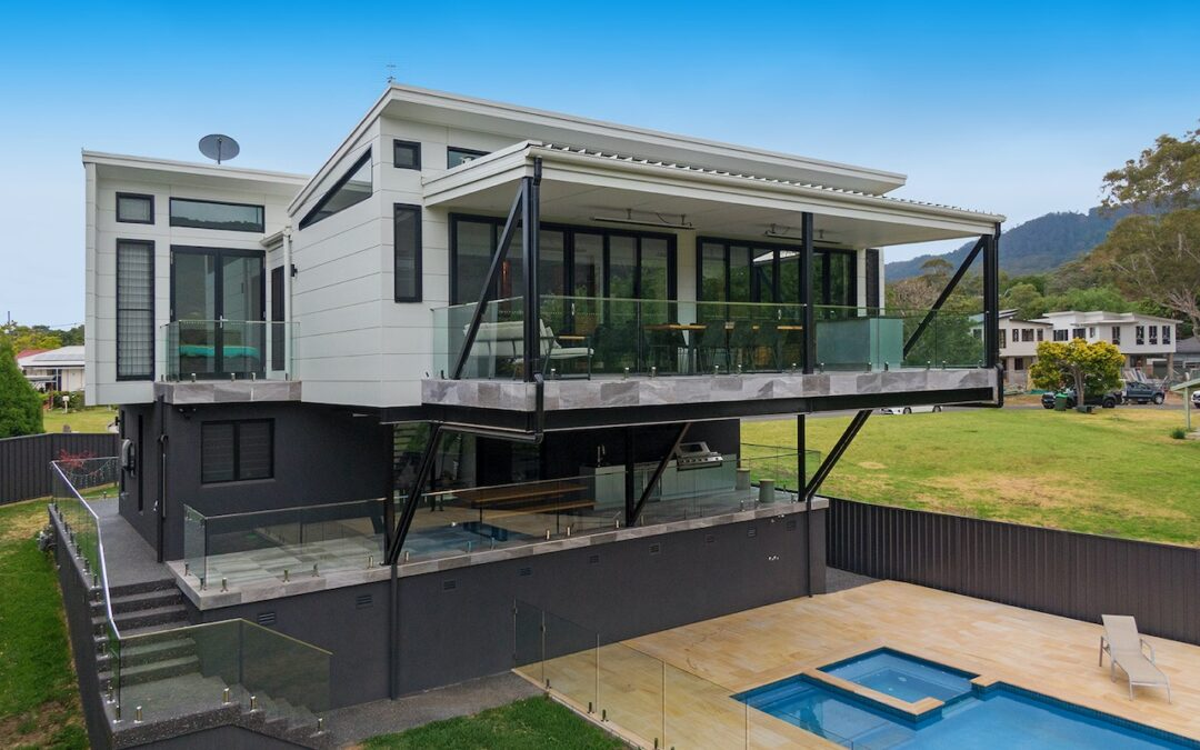 Building in the Wollongong/Illawarra area